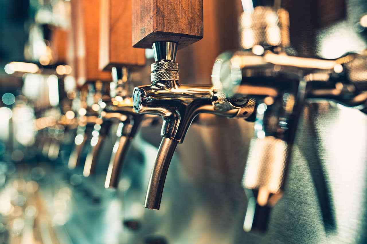 brewery equipment financing